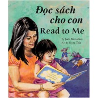 Read to Me - board book in Vietnamese & English