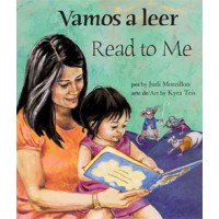 Read to Me - board book in Spanish & English