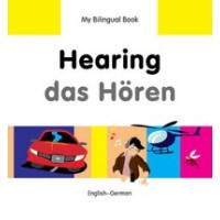 Bilingual Book - Hearing in German & English [HB]
