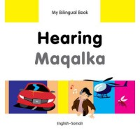 Bilingual Book - Hearing in Somali & English [HB]
