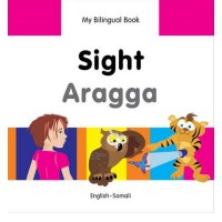 Bilingual Book - Sight in Somali & English [HB]