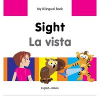 Bilingual Book - Sight in Italian & English [HB]