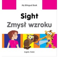 Bilingual Book - Sight in Polish & English [HB]