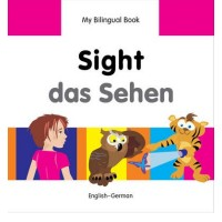 Bilingual Book - Sight in German & English [HB]