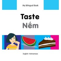 Bilingual Book - Taste in Vietnamese & English [HB]