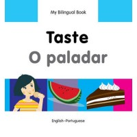 Bilingual Book - Taste in Portuguese & English [HB]
