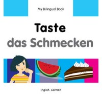 Bilingual Book - Taste in German & English [HB]