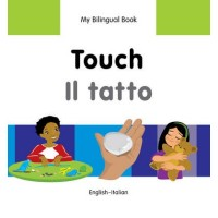 Bilingual Book - Touch in Italian & English [HB]