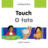 Bilingual Book - Touch in Portuguese & English [HB]