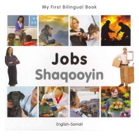 Bilingual Book - Jobs in Somali & English [HB]