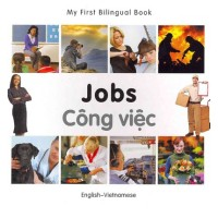 Bilingual Book - Jobs in Vietnamese & English [HB]