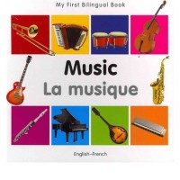 Bilingual Book - Music in French & English [HB]
