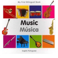 Bilingual Book - Music in Portuguese & English [HB]