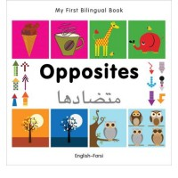 Bilingual Book - Opposites in Farsi & English [HB]