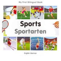 Bilingual Book - Sports in German & English [HB]