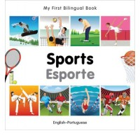 Bilingual Book - Sports in Portuguese & English [HB]