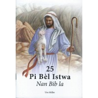 25 Favorite Bible Stories from the Bible in Haitian Creole