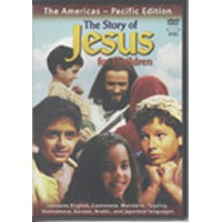 The Story of Jesus for Children in Asian Languages vol 2