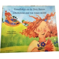 Goldilocks & the Three Bears in Dutch & English (PB)
