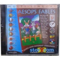 Aesop's Fables Learn 9 diffferent languages!
