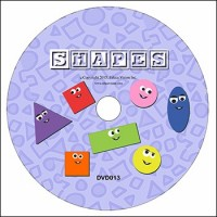 Shapes - English Learning for Children - ESL DVD for Haitian speakers