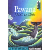 Pawana by Jean-Marie Gustave Le Clézio