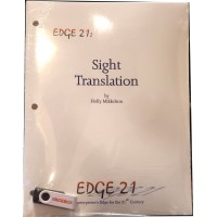 Edge 21: Sight Translation