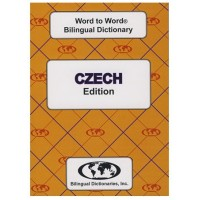 Word to Word Czech / English Dictionary