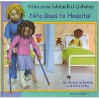 Nita Goes to Hospital in Albanian & English (PB)