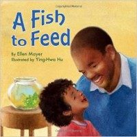A Fish to Feed Board book (English)
