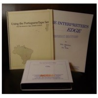 The Interpreter's Edge, Generic Edition, with the Portuguese CD Set