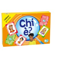 Chi é? - Italian Game for Kids