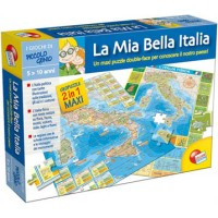 La Mia Bella Italia Game - Italian Game for Kids, Classrooms