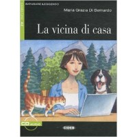 La Vicina di Casa (Book / CD)