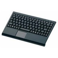 Keyboard with Bluetooth and built-in touchpad KB-3462B-BT