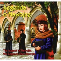 Legend of Nawojka in Polish, German and English