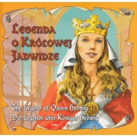 Legend of Queen Jadwiga in Polish, German and English