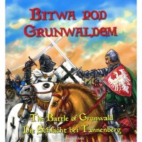 Legend of the Battle of Grunwald in Polish, German and English