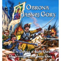 Legend of the The Defense of Jasna Góra in Polish, German and English