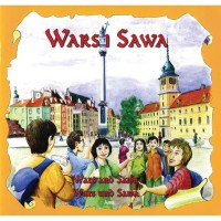 Legend of Wars and Sawa in Polish, German and English