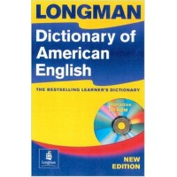 Longman Dictionary of American English with Thesaurus and CD-ROM, 3rd Ed