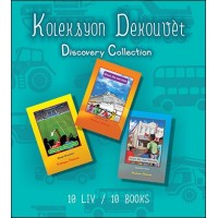 Discovery Collection / Koleksyon Dekouvèt in Haitian Creole (10-Book Set)