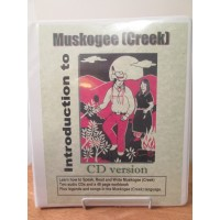 Introduction to Muskogee Creek (2 CD's & 40 page workbook