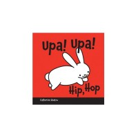 Hip, Hop board book in Portuguese & English