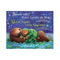 Good Night, Little Sea Otter in French & English