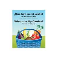 What's in My Garden? in Spanish & English (boardbook)
