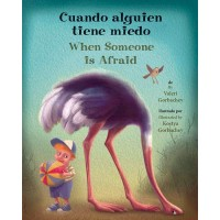 When Someone is Afraid in Spanish & English (paperback)