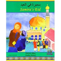 Samira's Eid in Arabic & English (Paperback)