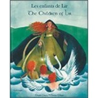 The Children of Lir in French and English (Paperback)
