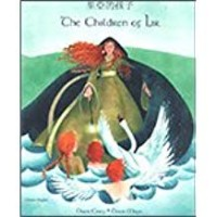 The Children of Lir in Chinese and English (Paperback)